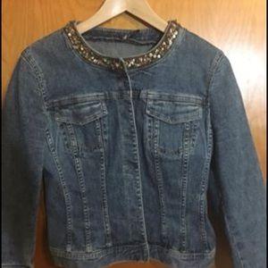 Jean jacket 💛 Tahari